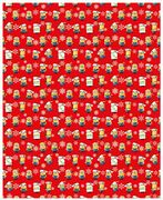 Minions Christmas Roll Wrap - 4m